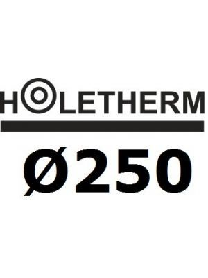Holetherm Rookkanaal Ø250