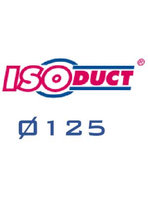 ISOduct Rookkanaal Ø125